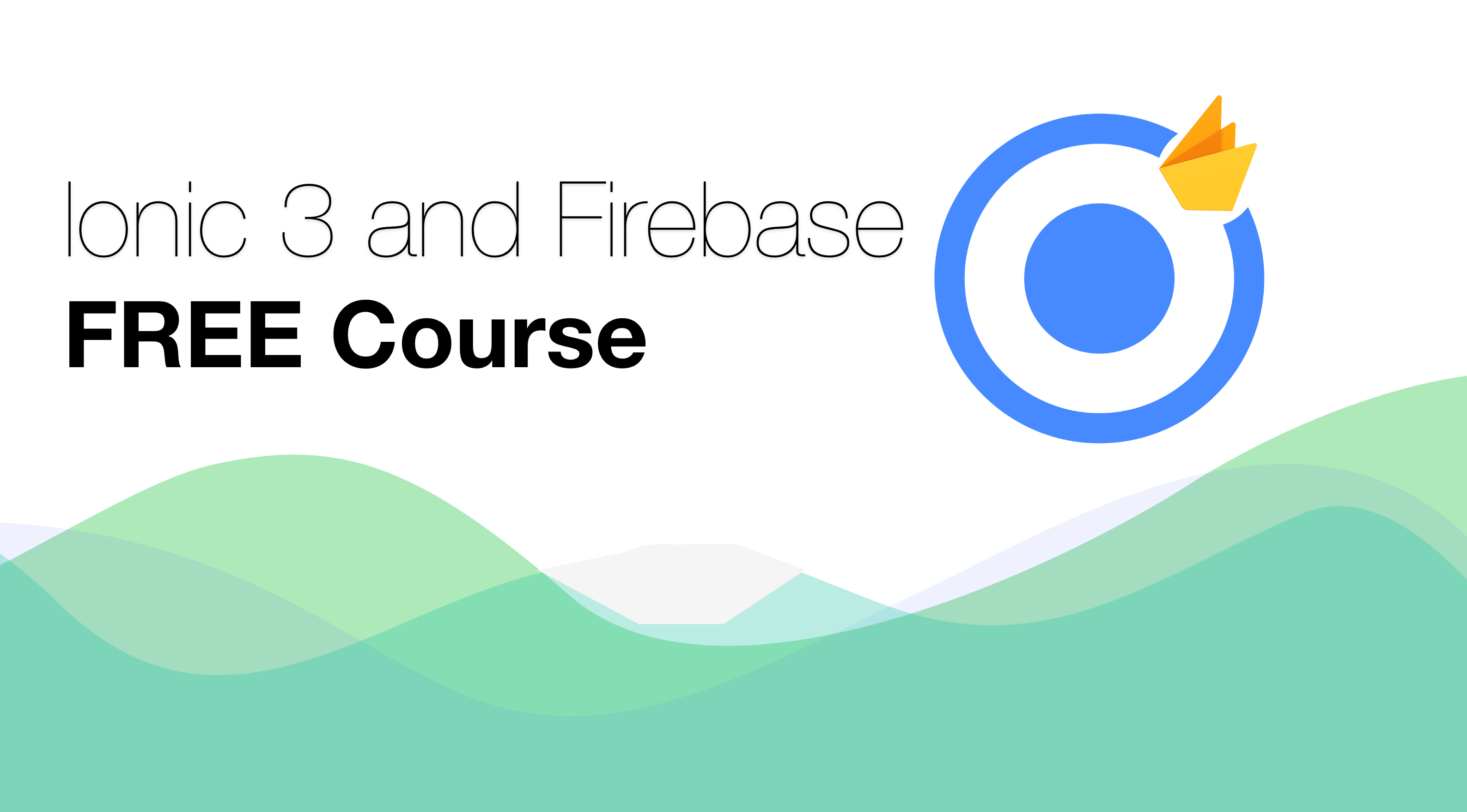 Create a Shopping List Application with Ionic 3 and Firebase
