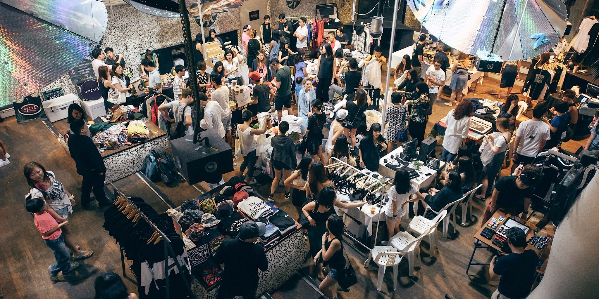 Flea & Easy returns to Zouk, this time with Sunset Pasar