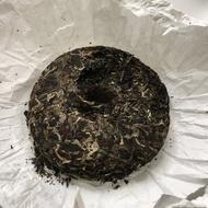 2016 SPRING OLD ARBOR YUE GUANG BAI TEA CAKE * 200 GRAMS from Yunnan Sourcing