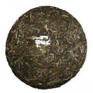 Lao Mansa Sheng Pu Erh from Norbu Tea