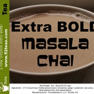 Extra BOLD Masala Chai from 52teas