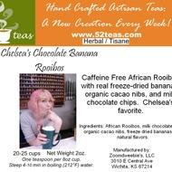Chelsea's Chocolate Banana Rooibos from 52teas