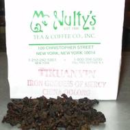 "Tikuanyin - ""Iron Goddess of Mercy"" from McNulty's Tea & Coffee Co., Inc."