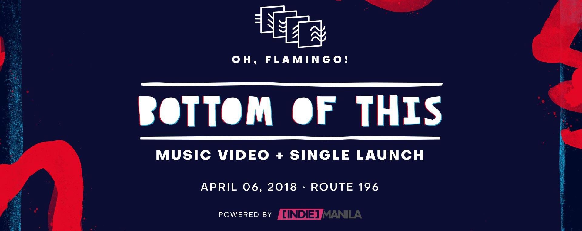 "Oh, Flamingo! ""Bottom of This"" Single + MV Launch"