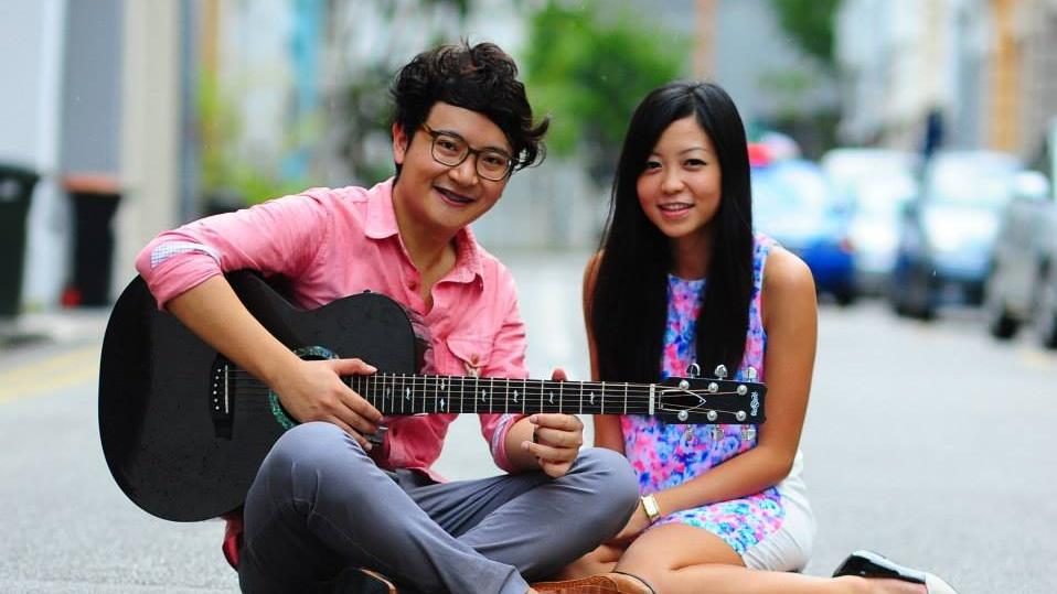Clarence & Jiamin