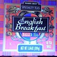 English Breakfast Tea from Trader Joe's