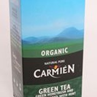 Organic Green Tea - Honeybush and Green Rooibos with Mint from Carmién