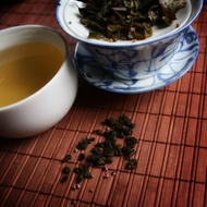 Strawberry Oolong from Butiki Teas
