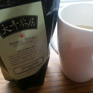 Organic Earl Grey Green from Indigo Tea Company