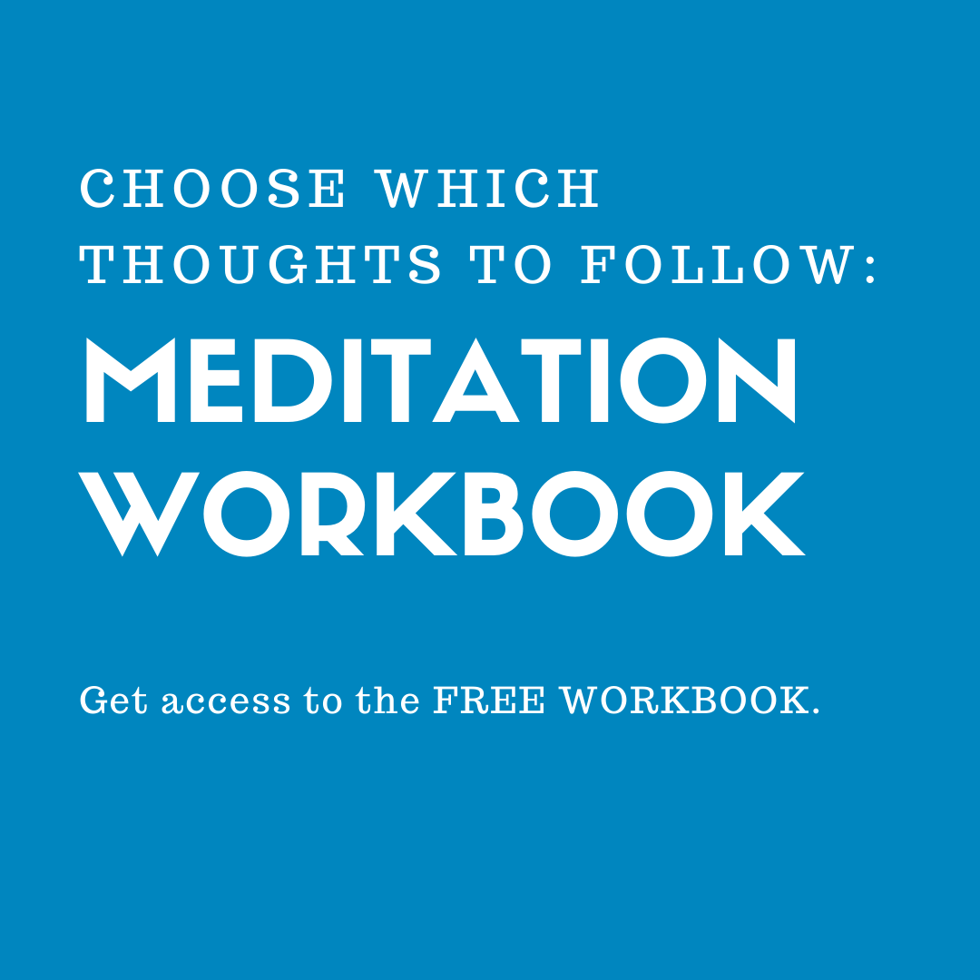 Meditation Workbook Image