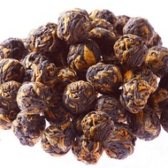 Red Dragon Pearls from thepuriTea