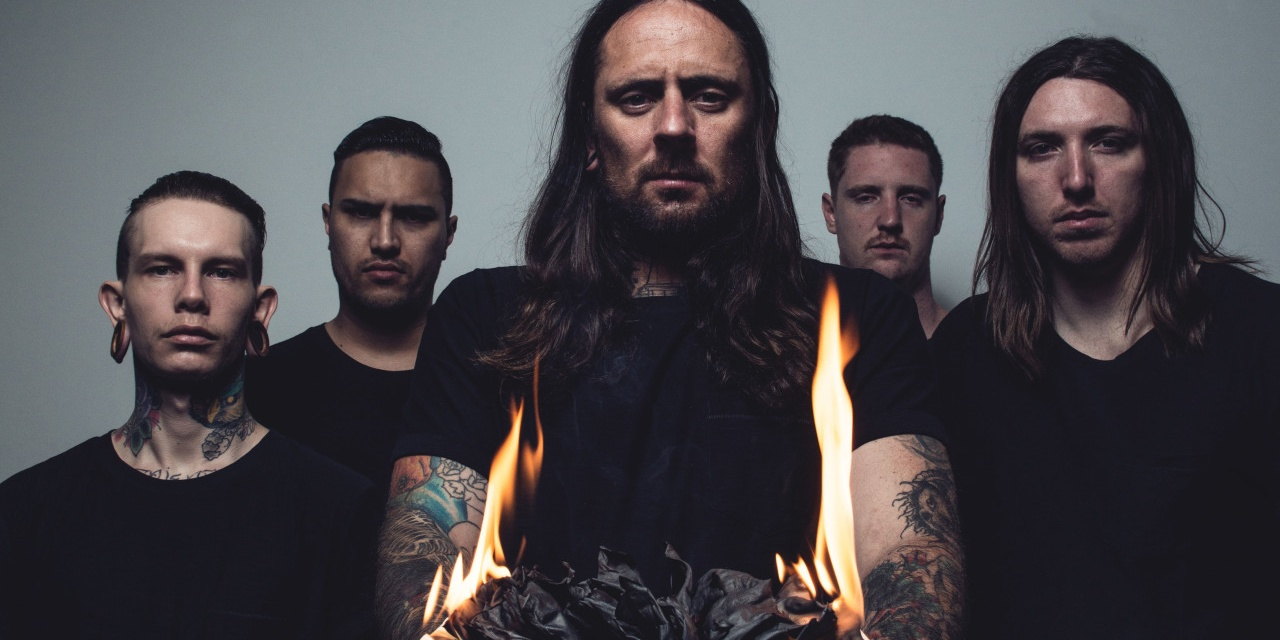 Thy Art Is Murder are coming to Singapore