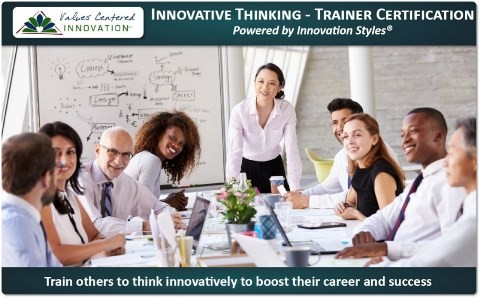 Innovative Thinking – Trainer Certification