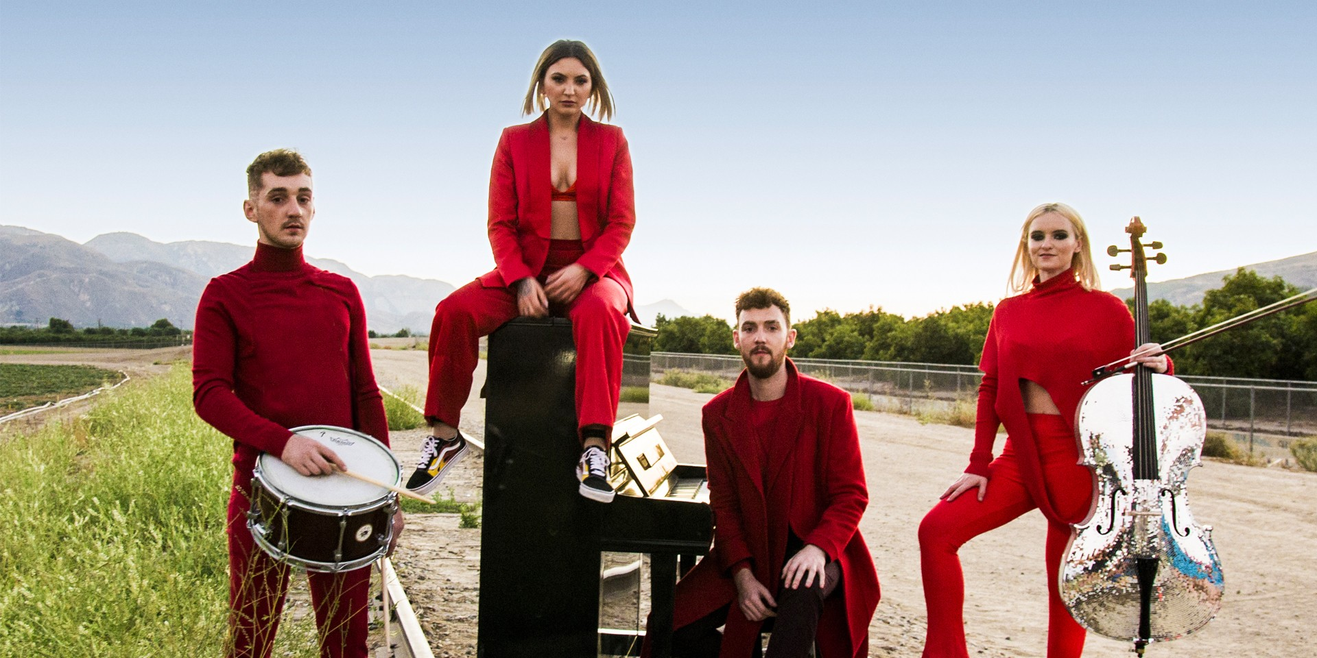 Clean Bandit confirm new date for previously postponed Singapore show