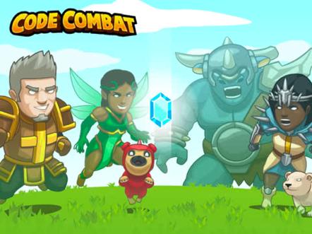 Hour of Code: CodeCombat