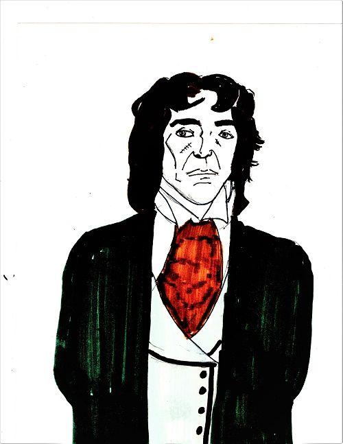 image: 8th Doctor Paul McGann.