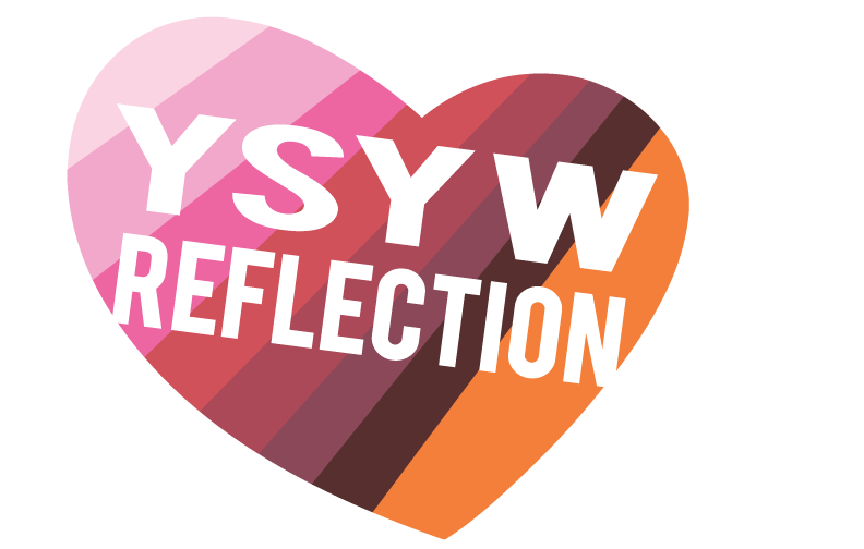 Your Story, Your Way Reflection