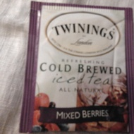 Mixed Berries - Cold Brewed (for iced tea) from Twinings of London