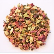 kashmiri kahwa tea from Udyan Tea