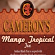 Mango Tropical Tea from Cameron's