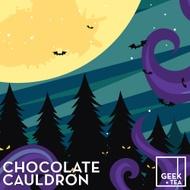 Chocolate Cauldron from Geek + Tea