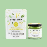 Lemongrass Matcha Green Tea from Purechimp