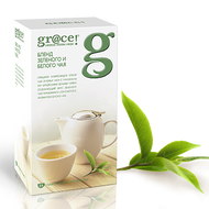 Green and White Tea Blend from Grace!