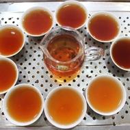 2012 Three Cranes 25017 Recipe Traditional Liu Bao Hei Cha of Guangxi from Yunnan Sourcing