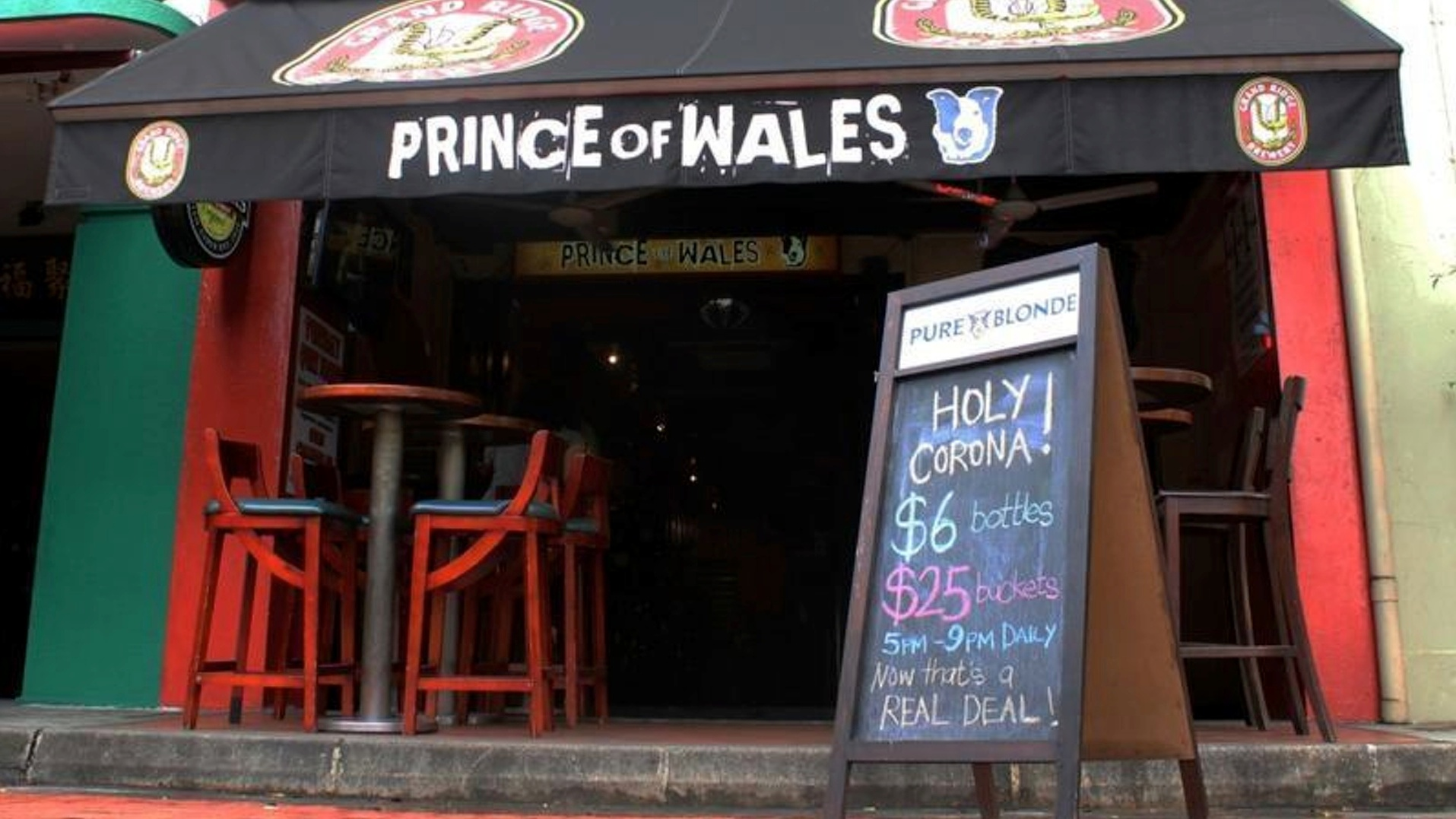 Prince of Wales (Boat Quay)