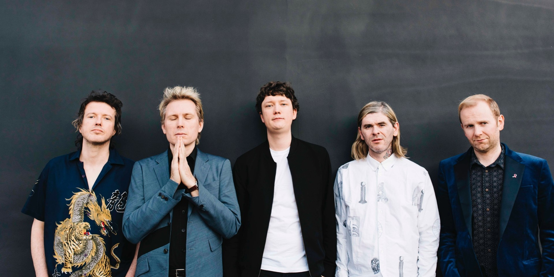 """""""We pushed it further this time"""": Franz Ferdinand's Bob Hardy reflects on the band's new album, Always Ascending"""