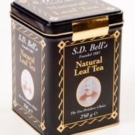 English Breakfast Tea by S.D. Bell from Best International Tea (S.D. Bell)