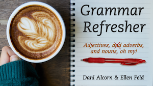 Grammar Refresher Workshop