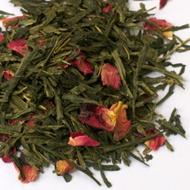 Japanese Cherry Sencha from The Exotic Teapot