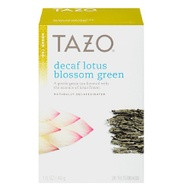 Decaf Lotus Blossom Green from Tazo
