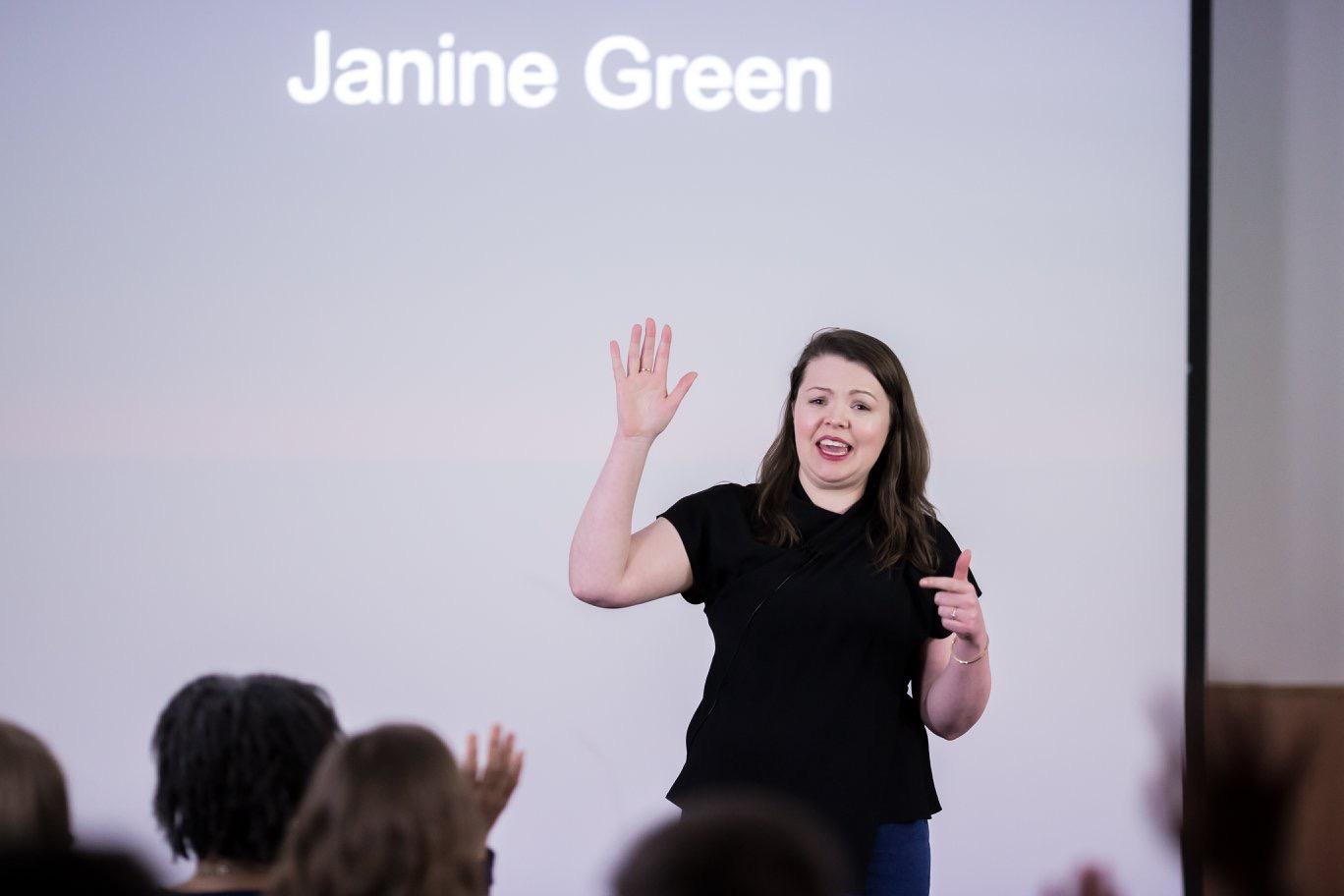 Janine Green