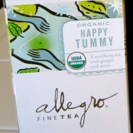 Happy Tummy from Allegro Tea