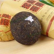 2015 Yunnan Dayi Menghai Tuo Cha Ripe from Berylleb King Tea(ebay)