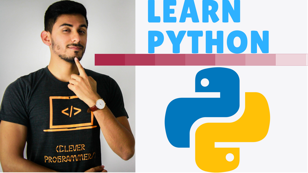 Learn Python for Beginners | Clever Programmer