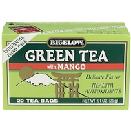 Green Tea With Mango from Bigelow
