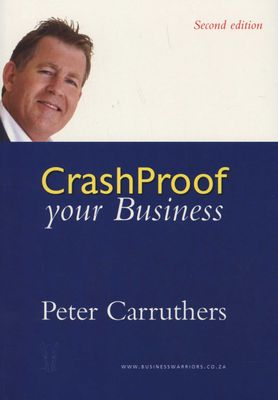 CrashProof your Business Book Cover