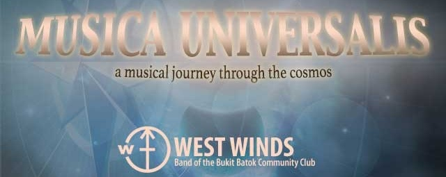West Winds in Concert 2016 - Musica Universalis - A Musical Journey Through Cosmos
