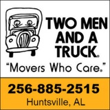 Two Men And A Truck Huntsville image