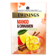 Mango and Cinnamon from Twinings