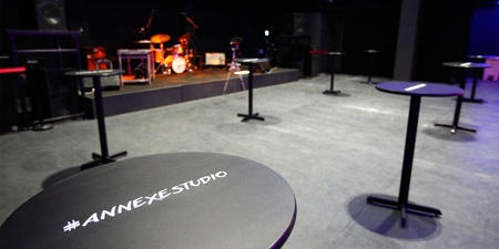 PHOTO GALLERY: Your first real look at Singapore's newest live music venue, the Annexe Studio