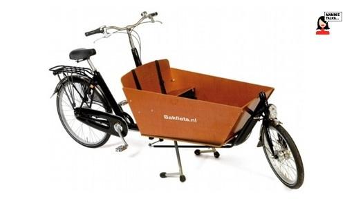 Bakfiets Cargobike Long