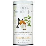 Vanilla Coconut from The Republic of Tea