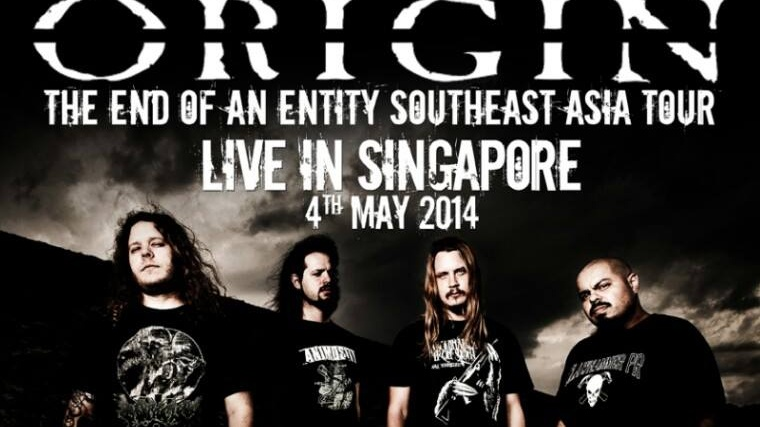 Origin Live In Singapore