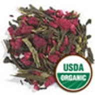 Raspberry Green Tea from Frontier Natural Products Co-op