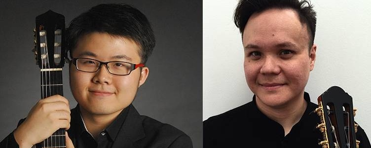 Kevin Loh & Hunter Mah