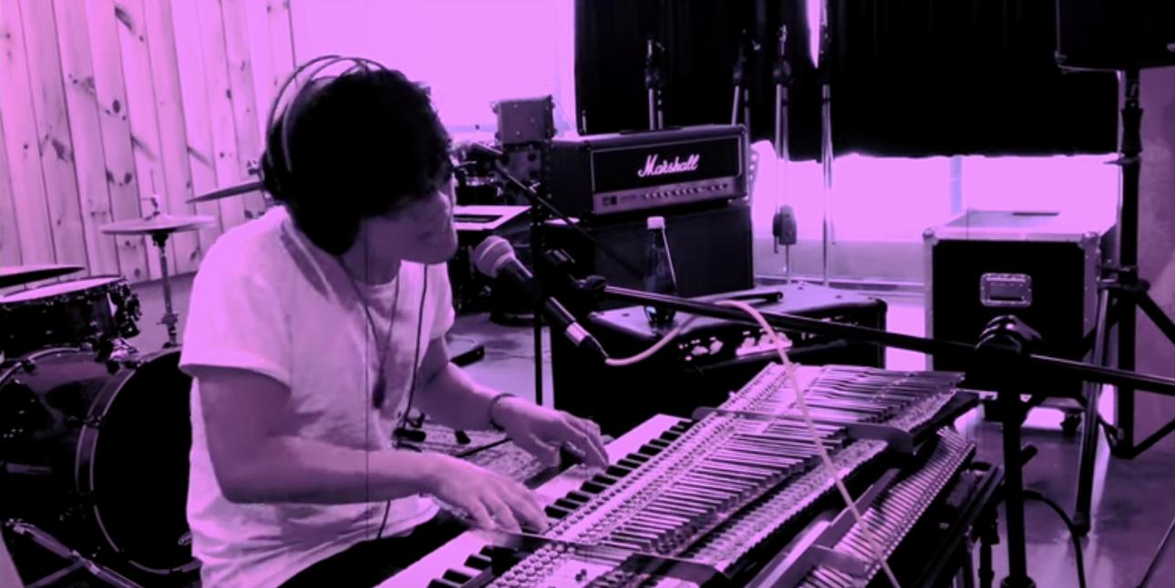 WATCH: Dru Chen unveils heartfelt cover of Prince's 'Adore'